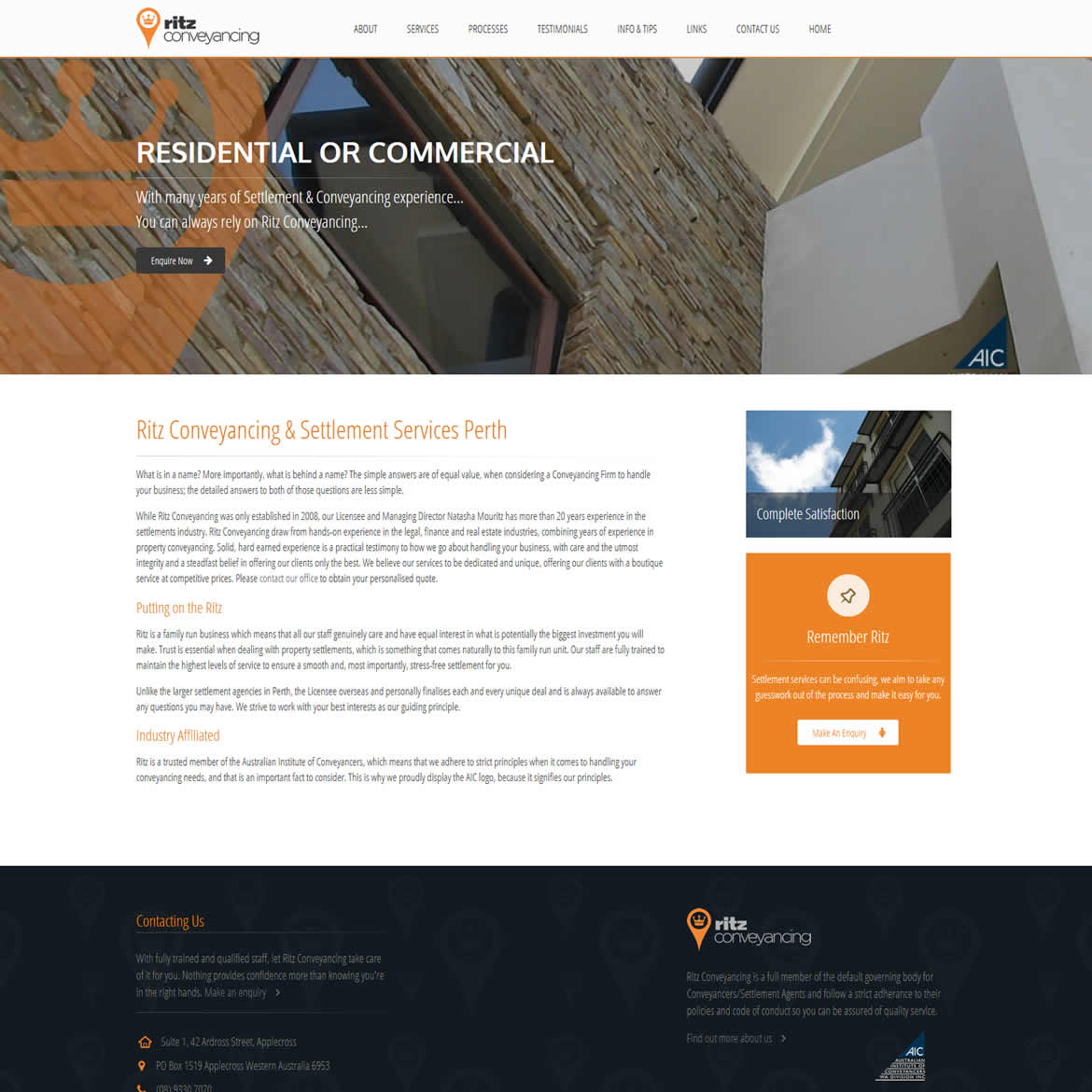 Perth Website Design